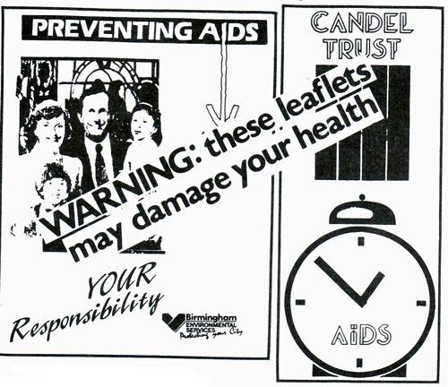 Aids The Gay Plague 68